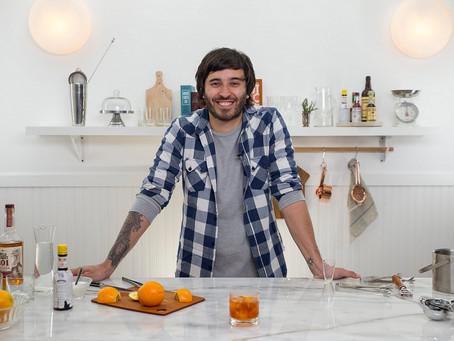 Mirá la Chupitalk con Sebastián Atienza, bartender de 3 Monos