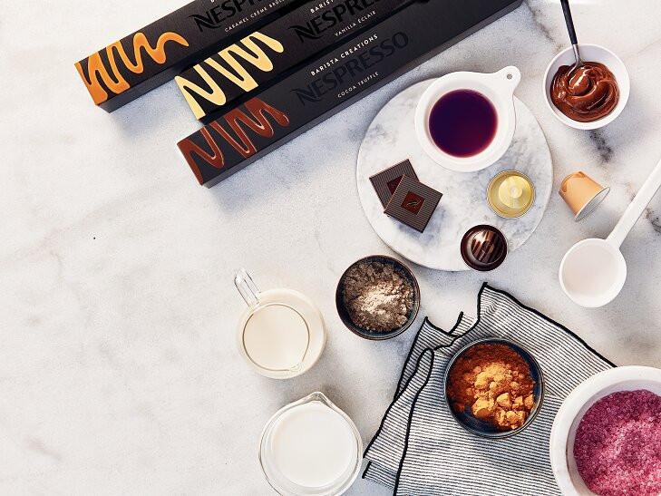 nuevas ediciones Barista Creations Nespresso
