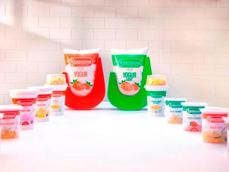 Nueva familia de yogures La Serenísima Clásico