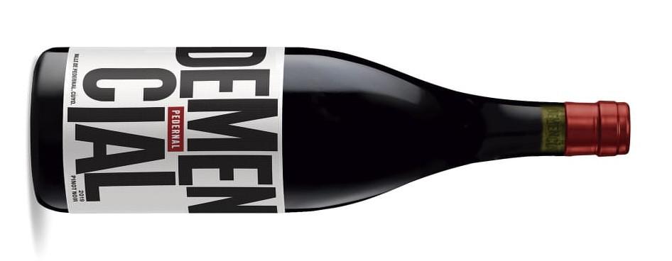 Demencial Pinot Noir 2019