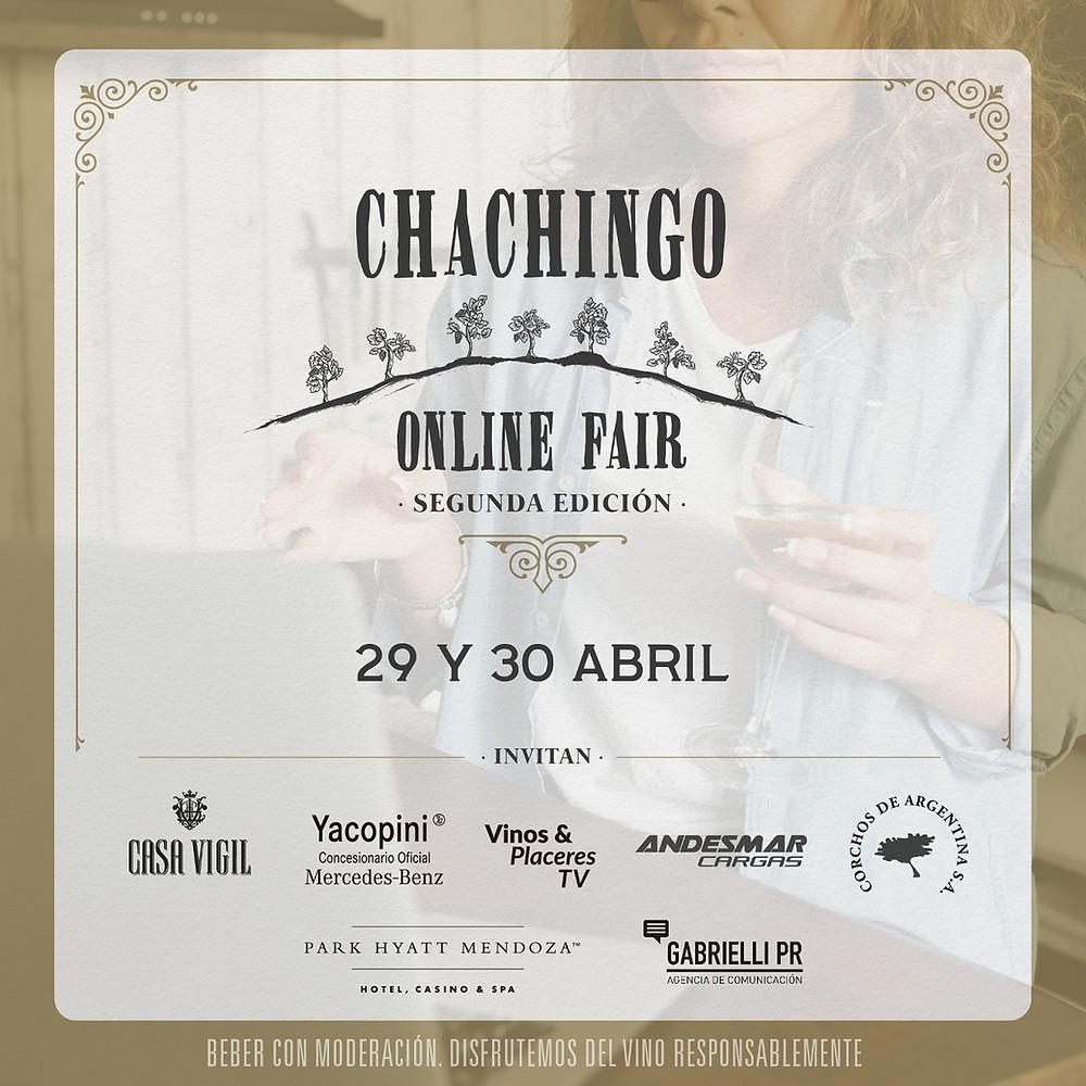 Chachigo on line fair