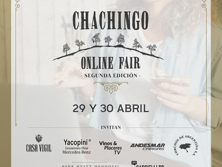 "Vuelve en forma virtual la Chachingo ""On Line"" Fair"