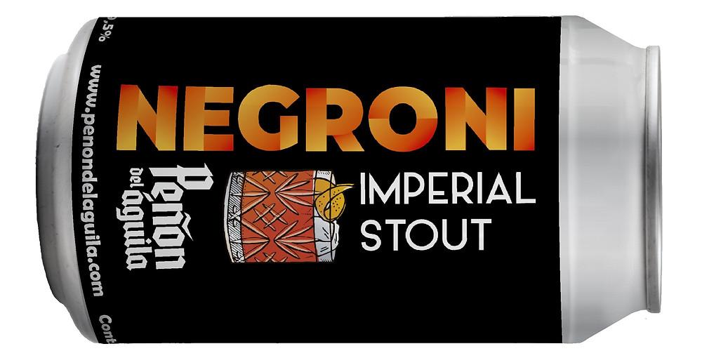 Negroni Imperial Stout