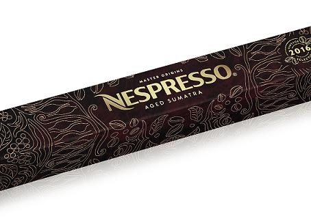 Nespresso presenta su café añejado Aged Sumatra