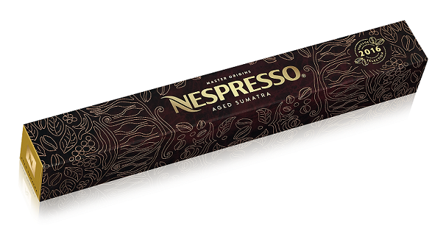 Nespresso Aged Sumatra