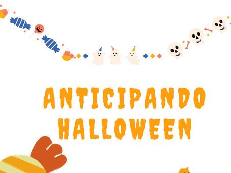 Recetas para ir anticipando el menú de Halloween