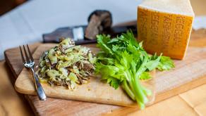 5 originales ensaladas con queso Parmigiano Reggiano