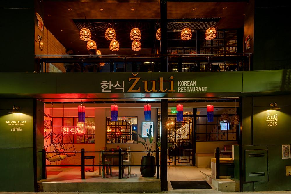 Zuti Korean Restaurant