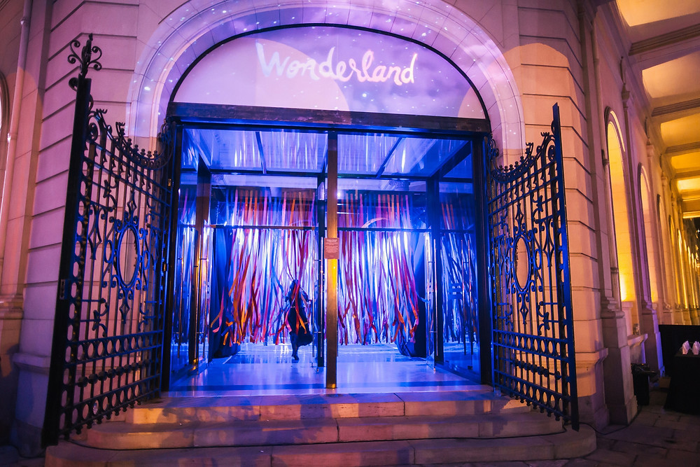 fiesta Chandon Wonderland en Mar del Plata