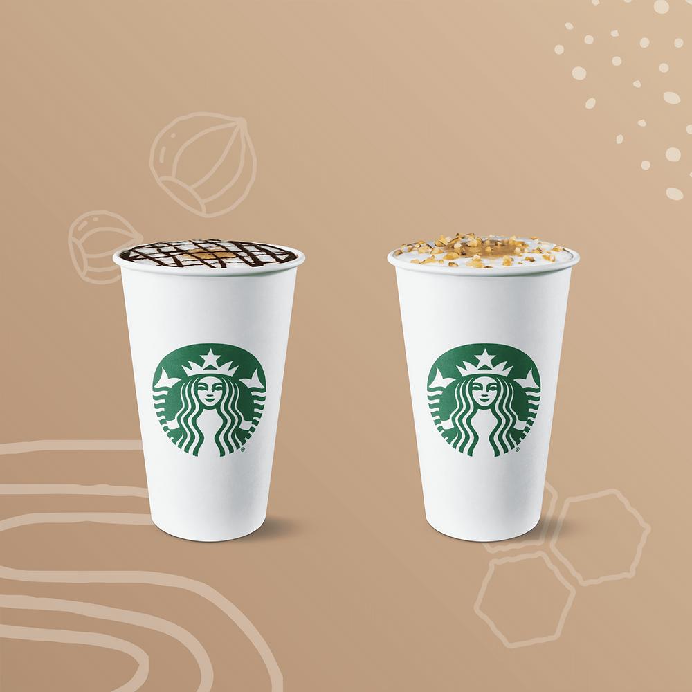 nuevos Macchiato de Starbucks