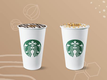 Starbucks tiene nuevos macchiatos para hacer frente al invierno