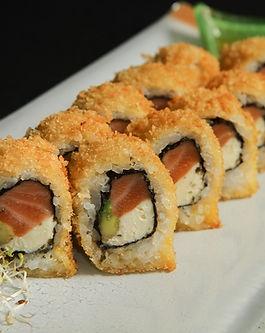 Sushi en Hilton Pilar