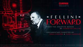 Mirá el trailer de Fellini Forward, el documental de Campari