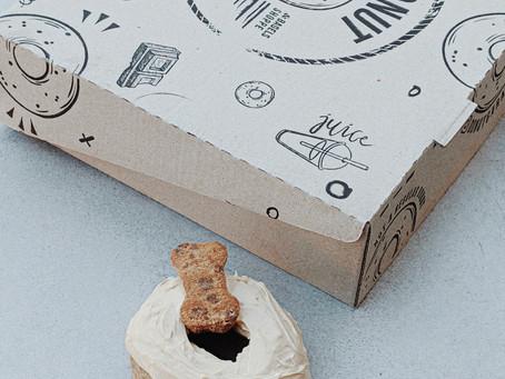 Donut Garage invita con su Dog Nut a festejar el Día Mundial del Perro