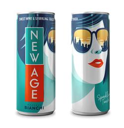 nueva lata de New Age