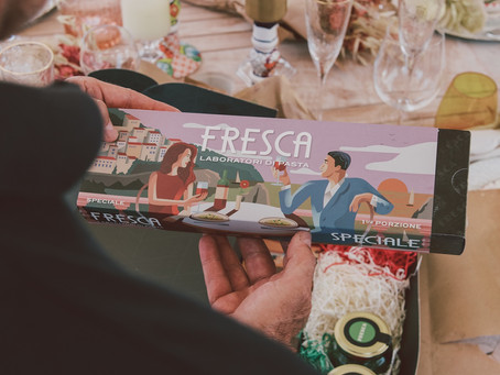 Almuerzos y cenas al estilo italiano con los Boxes de Fresca