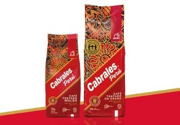 Cabrales presenta su nuevo café con marca país Perú