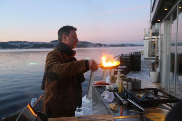 Cocina nordica en El Gourmet