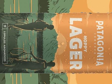 Ejemplo de moderación la nueva birrita Hoppy Lager