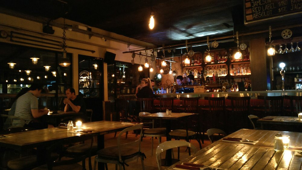 bar Forest Dan en San Isidro