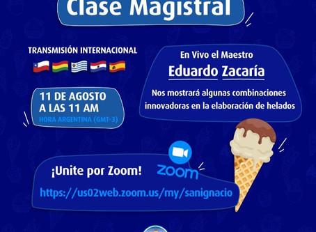 San Ignacio revoluciona el helado de dulce de leche