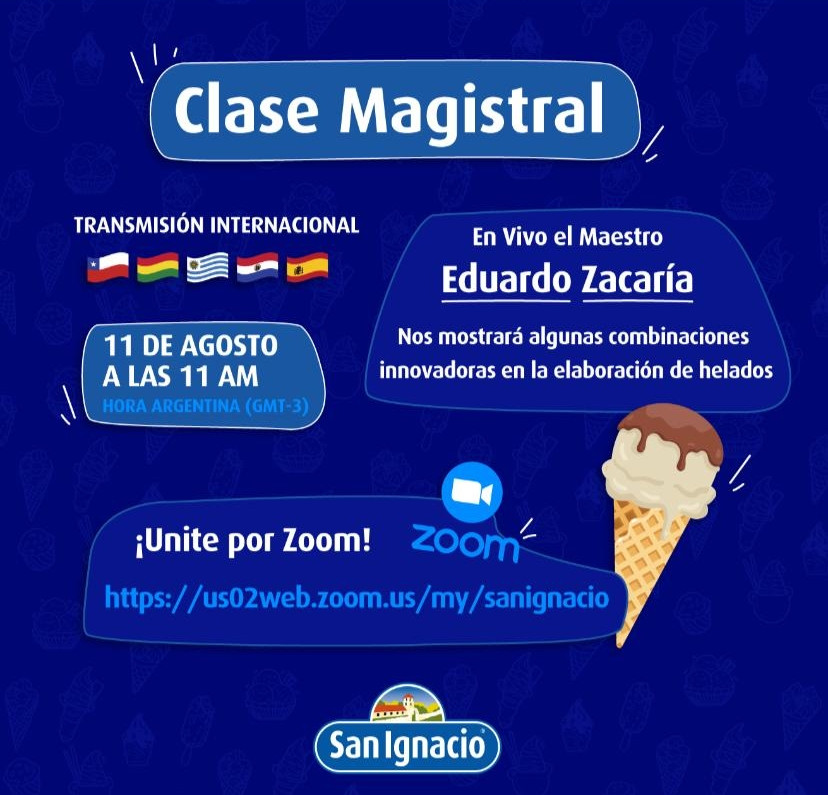 San Ignacio master class