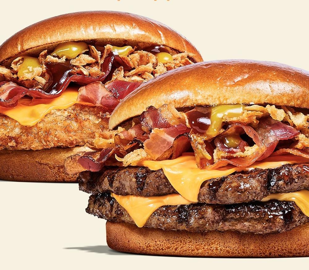 Burger King Irresistible King