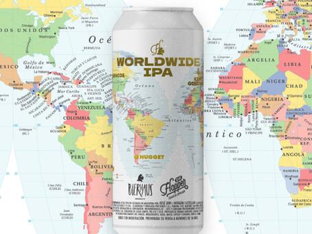 World Wide IPA: un mundo de lúpulos en una sola cerveza