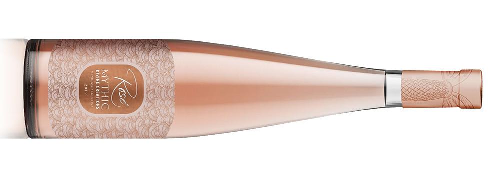 vino rosado Mythic