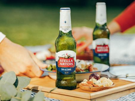 Stella Artois lanza su versión sin alcohol