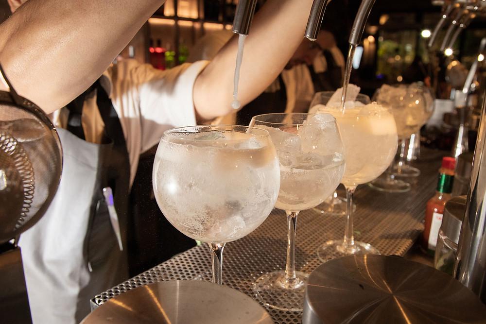 recetas de cocktails con bajo alcohol
