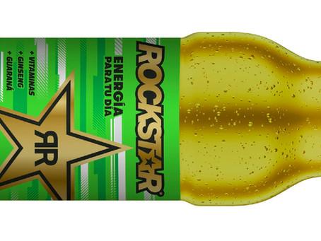 Con Rockstar Pepsi ingresa al mundo de las bebidas energéticas