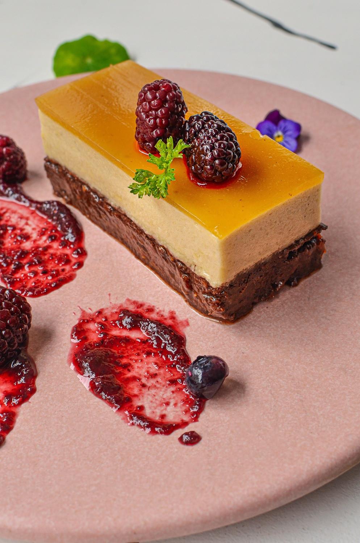 Mini cake de Mudra