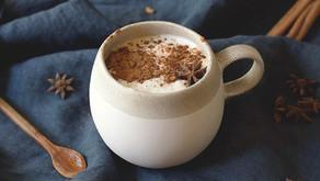 Un té chai latte, pero en polvo (listo para disfrutar)