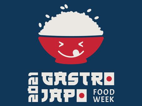 Ya tiene fecha la Gastro Japo Food Week 2021