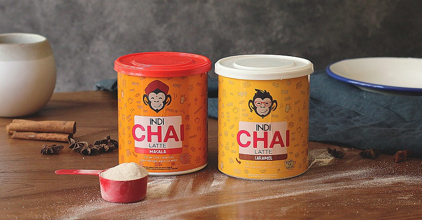 Indi Chai Latte Masala y Caramel