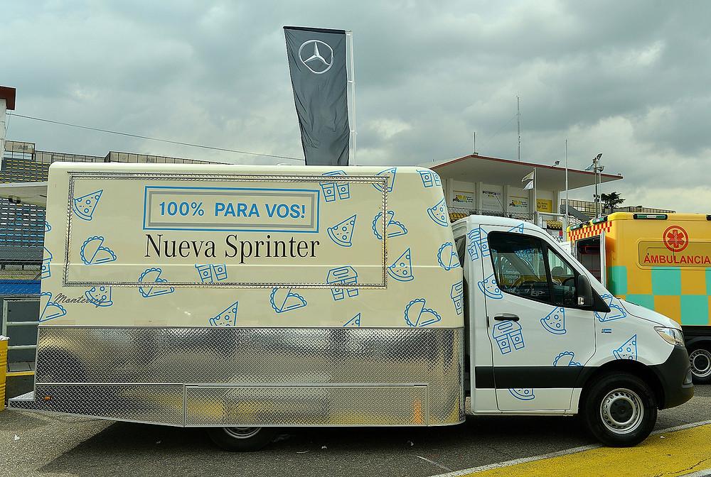 Sprinter Mercedes-Benz