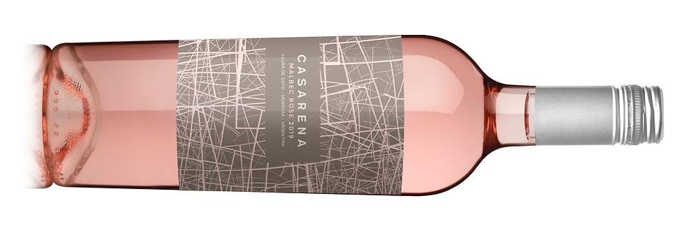 nuevo rosado de Malbec de Casarena