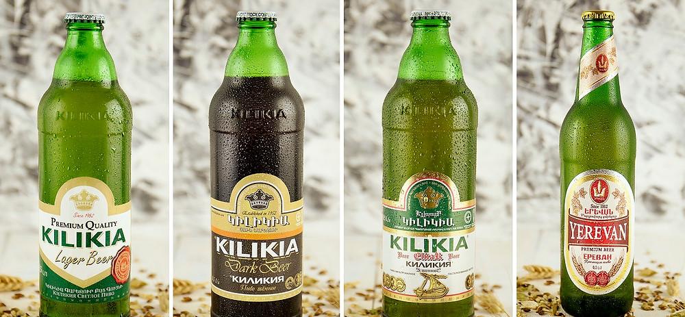 Yerevan Kilikia cerveza armenia