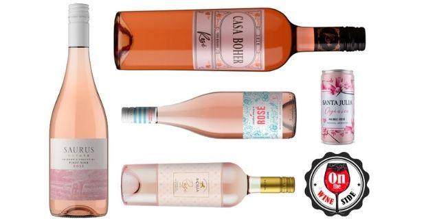 5 rosados para disfrutar en la pileta