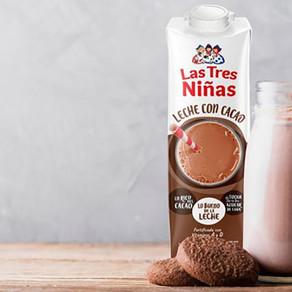 Vuelven Las Tres Niñas, y con una súper chocolatada