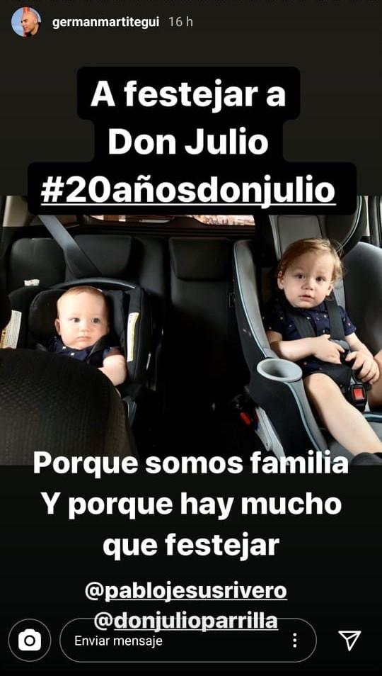 Germán Martitegui Don Julio