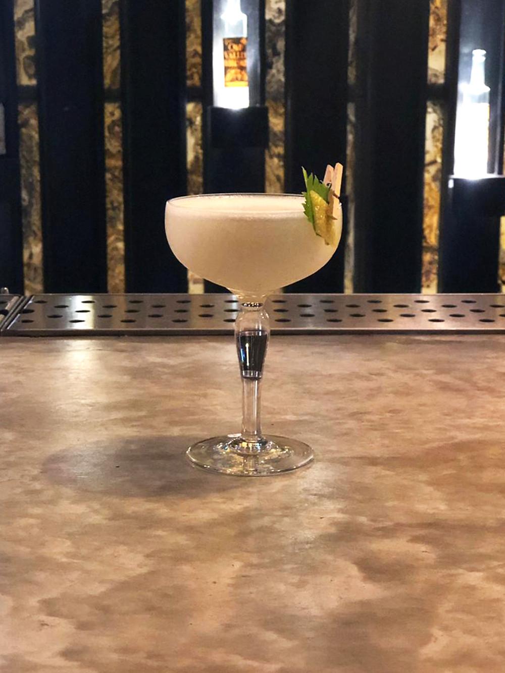 cocktail ganador del Bacardi Legacy 2020
