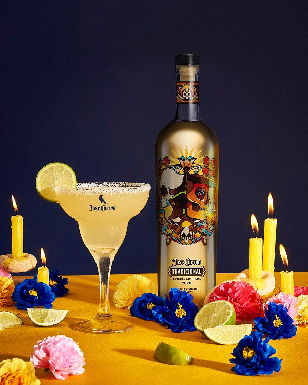 Margarita con tequila José Cuervo
