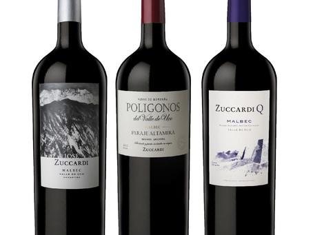 Nuevas ediciones magnun de Zuccardi Valle de Uco