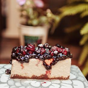 Una receta súper fácil para celebrar el Día Mundial del Cheesecake