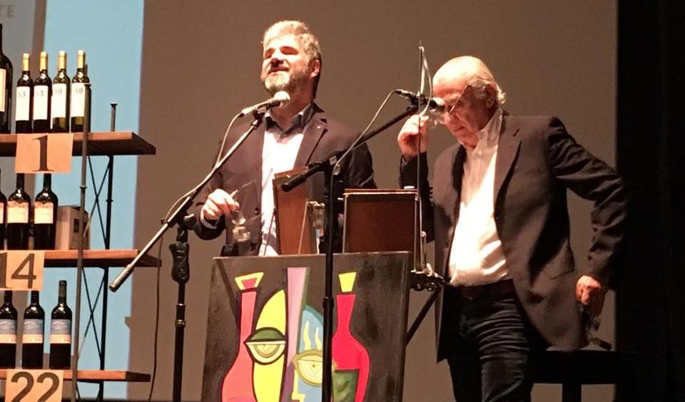 Marcelo Chocarro y Emilio Garip
