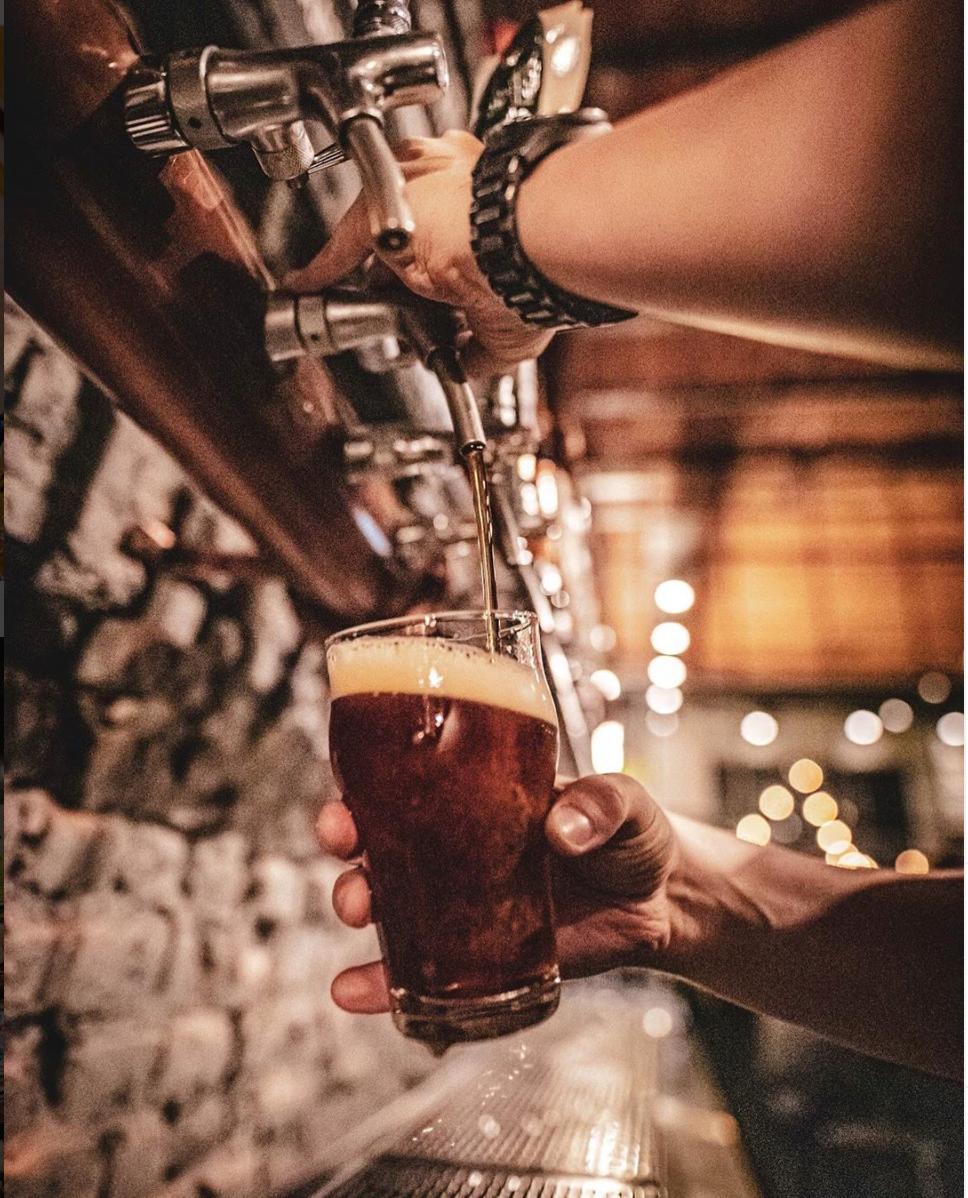 Cervecería 70 30
