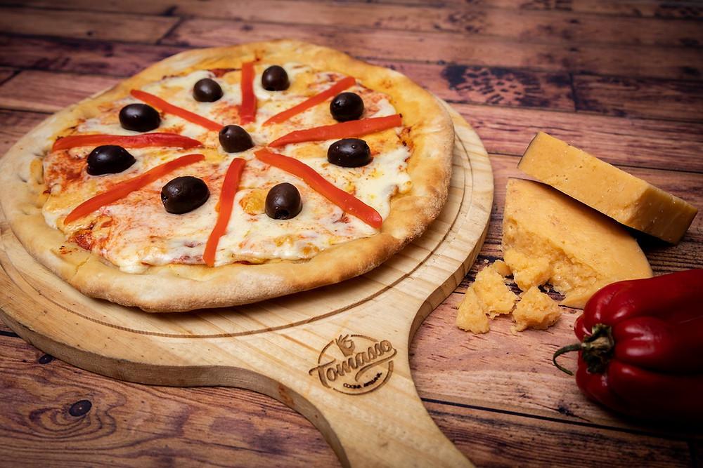 La pizza de la gente, de Tomasso