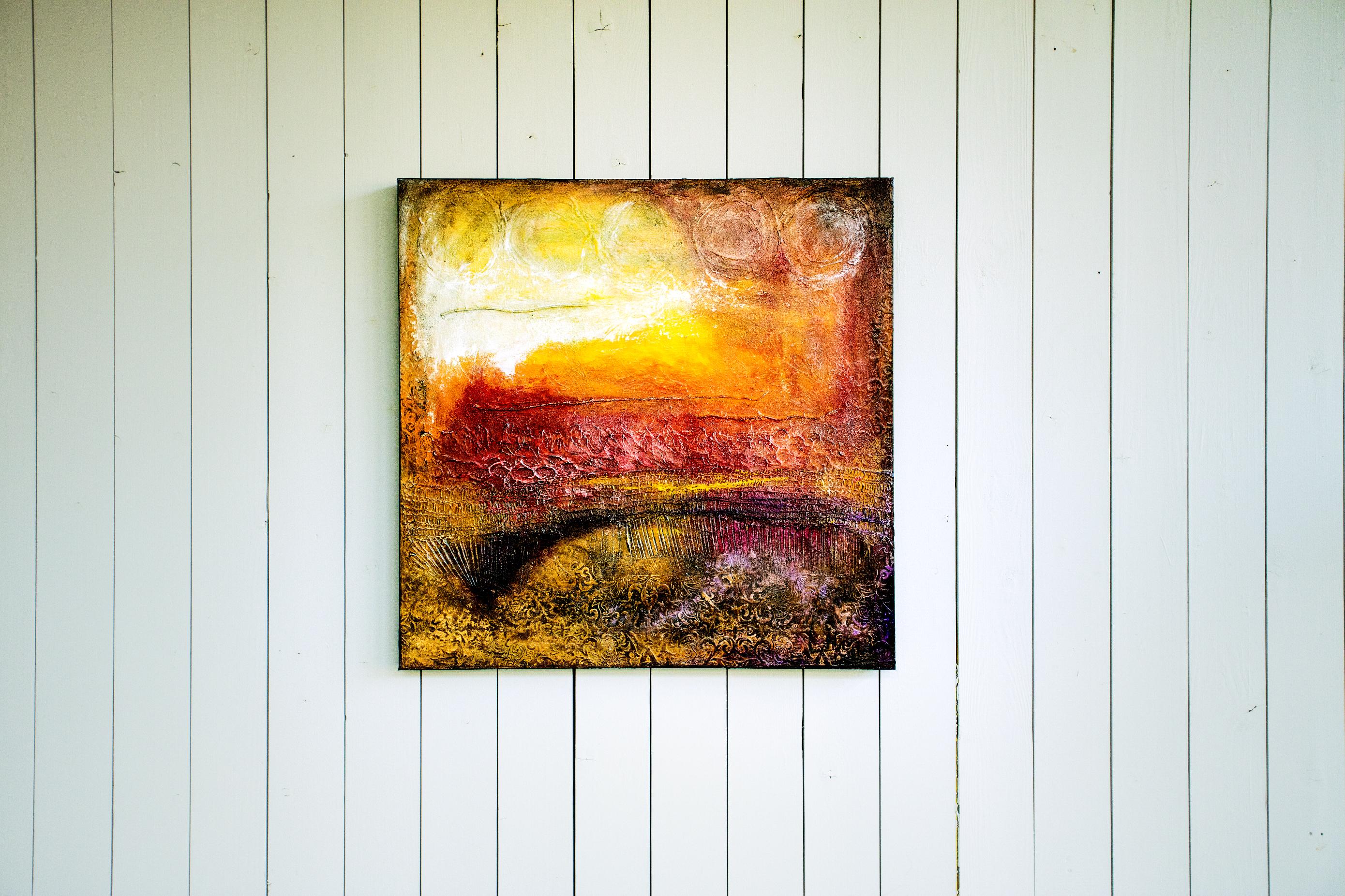 3pinterieur schilderijen te koop